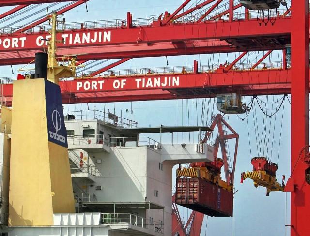 Γιατί η κινεζική πόλη Τιανζίν θα απασχολήσει τη ναυτιλία τα επόμενα έτη
