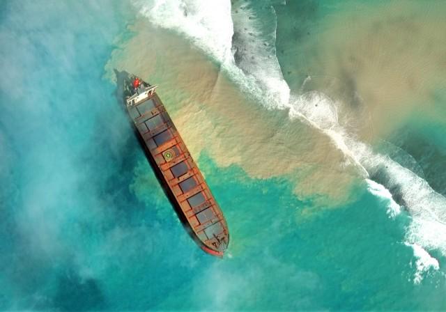 Οικολογική καταστροφή στον Μαυρίκιο: Η απάντηση της διαχειρίστριας εταιρείας