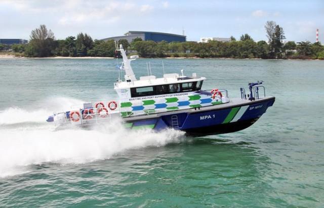 Σιγκαπούρη: Tα νέα «next-gen» περιπολικά σκάφη
