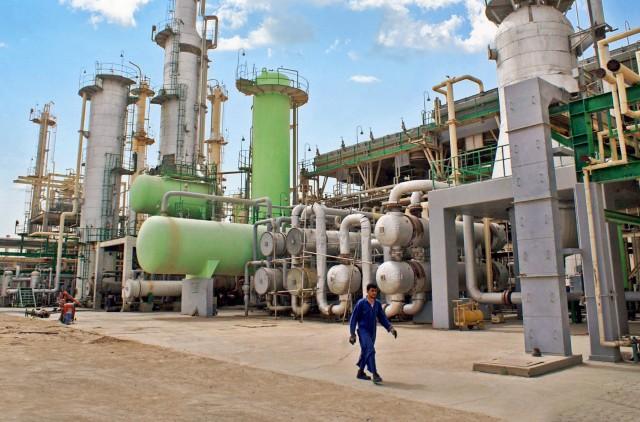 Στο Ιράν το μεγαλύτερο εργοστάσιο μεθανόλης του κόσμου