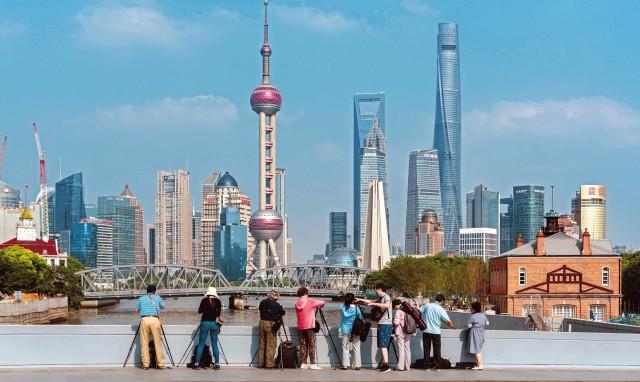 Σταθερή η ανάκαμψη της κινεζικής οικονομίας