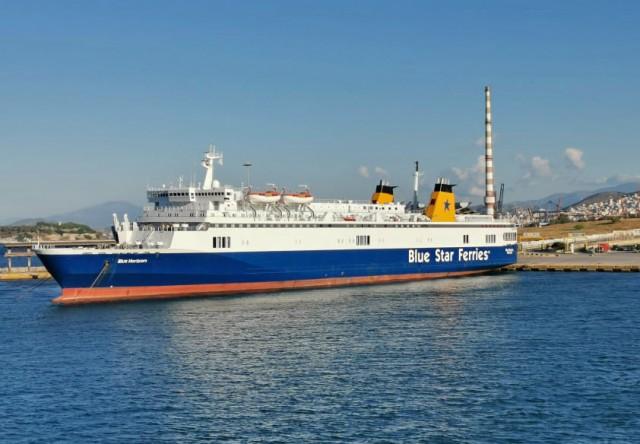 Αttica Group: H επίσημη θέση για το ατύχημα σε Ε/Γ πλοίο