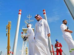 Σαουδική Αραβία πετρέλαιο