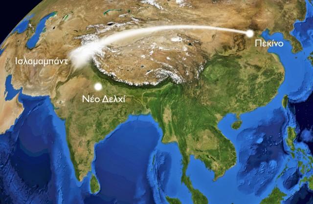 Γεωπολιτικές ζυμώσεις στην Ασία: Τι σηματοδοτεί η συμφωνία Κίνας-Πακιστάν