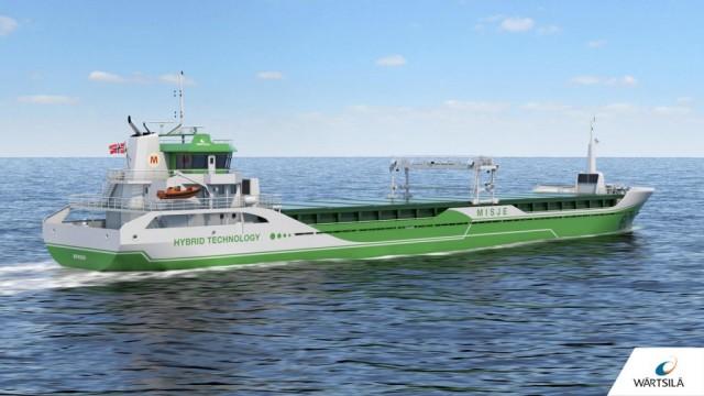 Πράσινα bulk carriers… made in Σρι Λάνκα