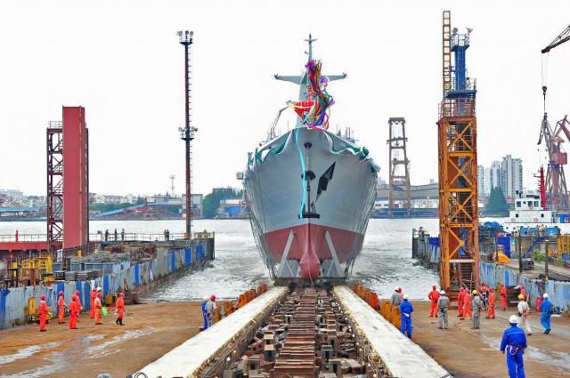 Κινεζική χείρα βοηθείας στο Πολεμικό Ναυτικό του Πακιστάν