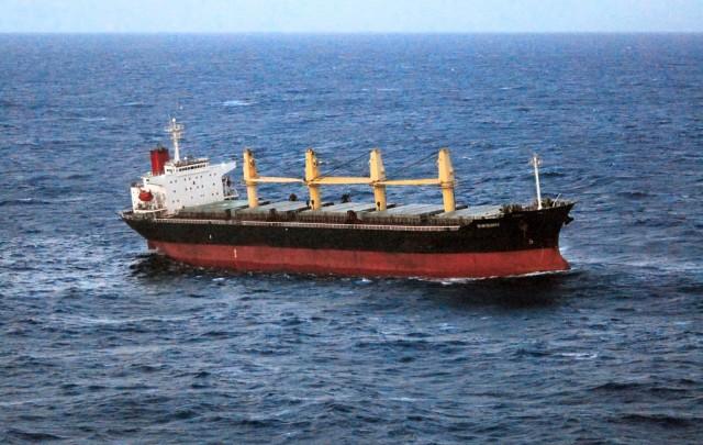 Προσάραξη πλοίου στην Τήλο
