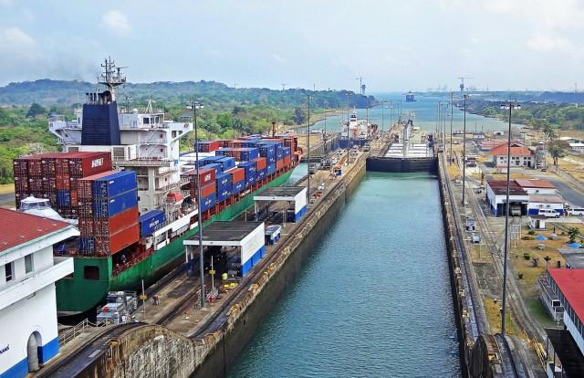Διώρυγα Παναμά: Η συνδρομή για την ανάκαμψη της ναυτιλίας