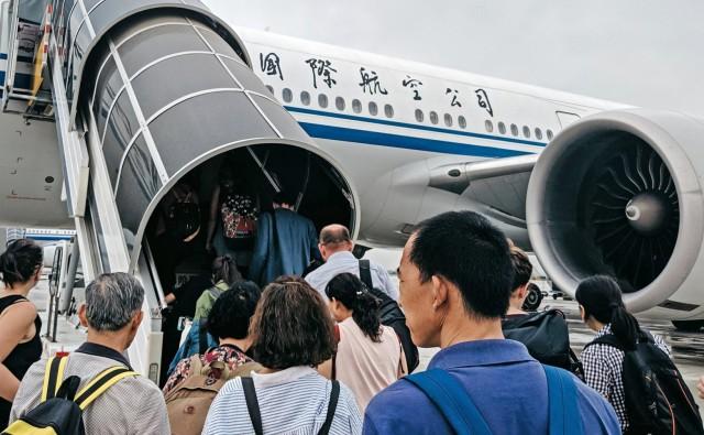 Ταχύτερη η ανάκαμψη των κινεζικών αεροπορικών εταιρειών;