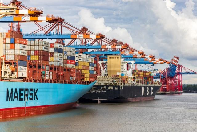 Λιμάνι Αμβούργου: Ο αντίκτυπος της πανδημίας στη διακίνηση φορτίων