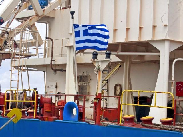 Μειωμένη η δύναμη του ελληνικού εμπορικού στόλου