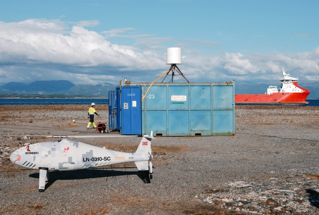 Drones στις υπηρεσίες των logistics