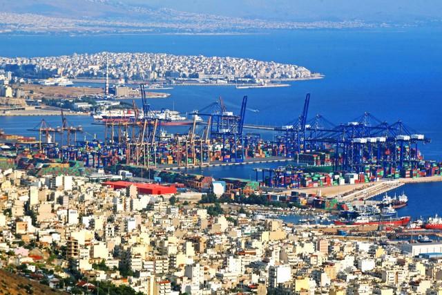 Hάνοδος του Πειραιά στις παγκόσμιες λίστες των μεγάλων λιμένων