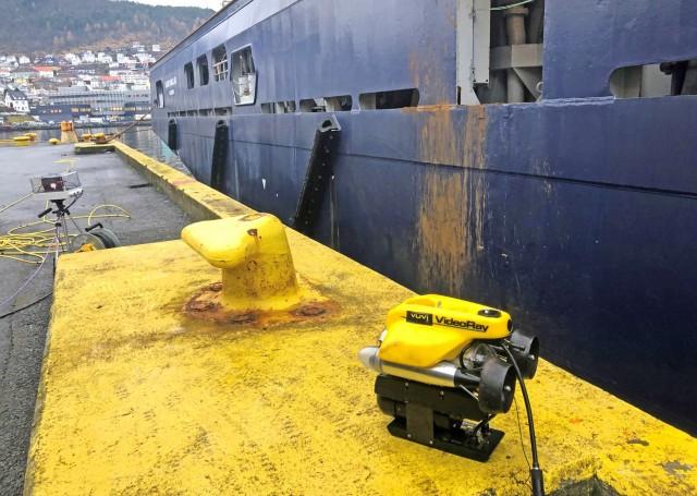 Οι πρώτες εξ αποστάσεως υποβρύχιες επιθεωρήσεις