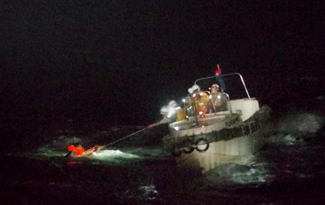 Ναυτική τραγωδία στην Ιαπωνία: Νεκρός ένας ναυτικός