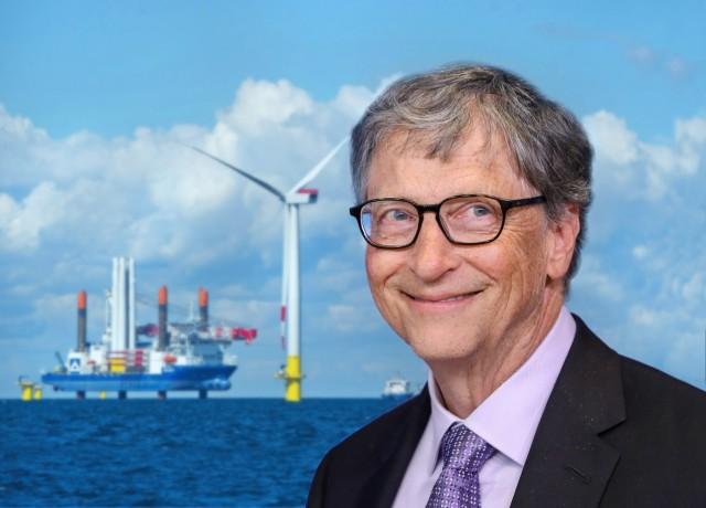 Bill Gates: Πώς θα πραγματοποιηθεί η μετάβαση σε έναν κόσμο μηδενικών εκπομπών