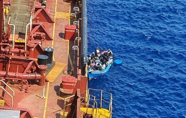 Ανθρωπιστική κρίση στη Μεσόγειο: Η κραυγή αγωνίας της ναυτιλίας