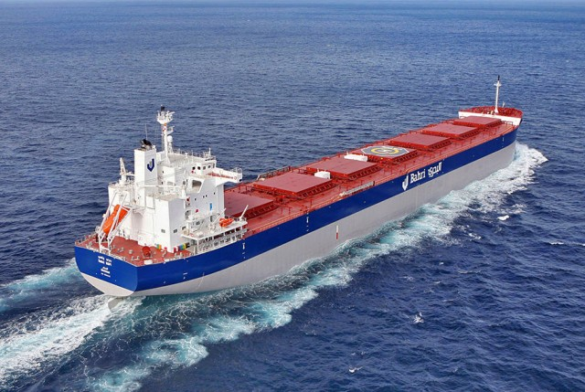 Στροφή της Bahri στα bulk carriers