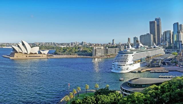 Τέλος για φέτος η κρουαζιέρα στην Αυστραλία