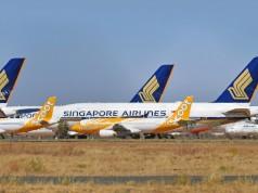 Singapore Airlines απολύσεις