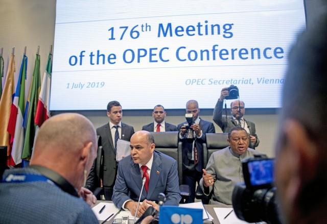 Αναβολή για την 60ή επέτειο του OPEC