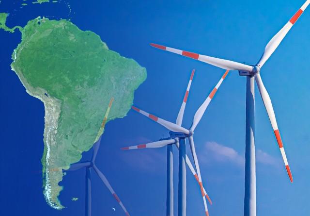 Η Λατινική Αμερική, πρωτοπόρος στις ανανεώσιμες πηγές ενέργειας