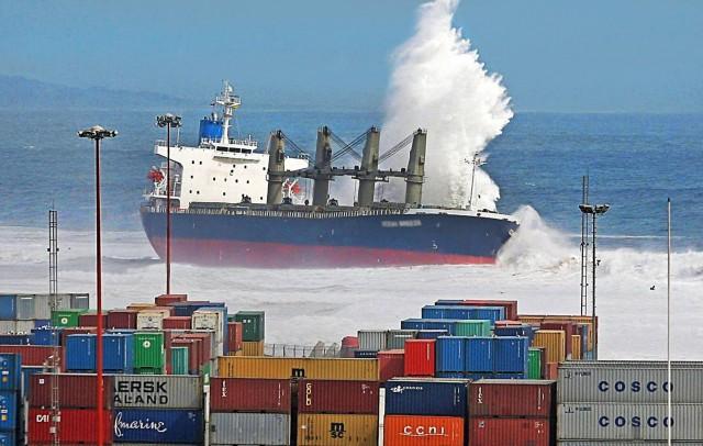 Ακραία καιρικά φαινόμενα σε Βόρειο Ατλαντικό και Κεντρική Μεσόγειο