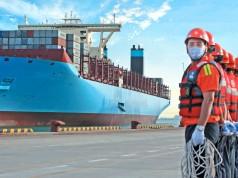 Κινεζική ναυτιλία