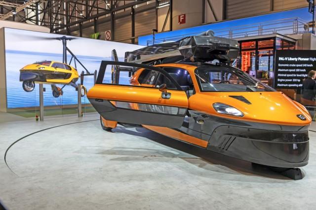 Ψήφος εμπιστοσύνης της General Motors στα ηλεκτρικά ιπτάμενα αυτοκίνητα