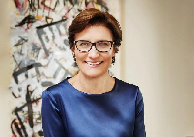 Η πρώτη γυναίκα επικεφαλής στην ιστορία των μεγάλων τραπεζών