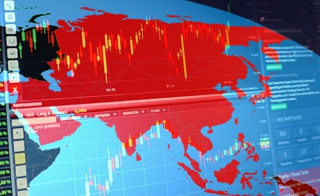 Ύφεση για τις ασιατικές οικονομίες