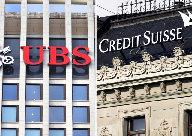 Προς «γάμο» UBS και Credit Suisse;