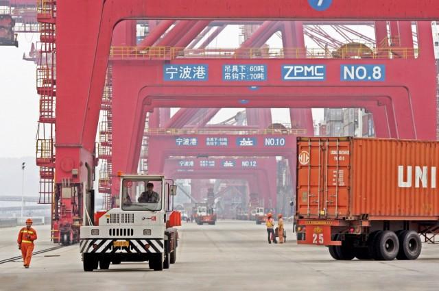 Κίνα: Εντατικοποίηση των ελέγχων στα λιμάνια