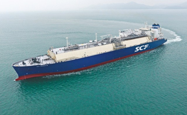 Ρωσική επέλαση στα LNG carriers