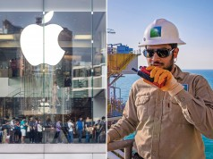 Saudi Aramco Apple