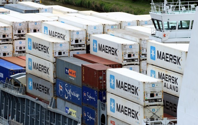 Maersk: Η αναδιοργάνωση φέρνει τα πάνω κάτω στους εργαζομένους