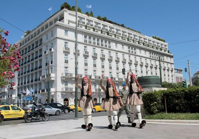Σε  ελληνικά χέρια παραμένει το ξενοδοχείο Μεγάλη Βρεταννία