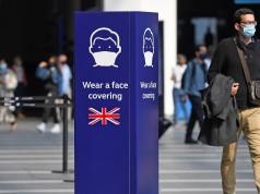Ηνωμένο Βασίλειο: Νέα μέτρα για τη διαχείριση της πανδημίας