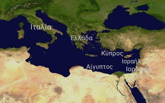 Ανατολική Μεσόγειος: Η ενέργεια, σημείο συμμαχιών και αντιπαραθέσεων