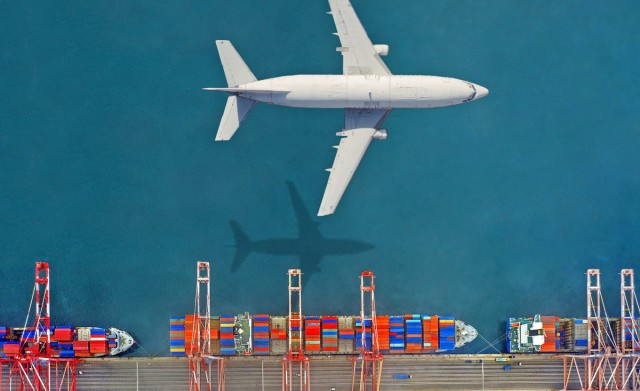 H CMA CGMεξαπλώνεται στις αερομεταφορές