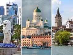 Οι πιο «έξυπνες» πόλεις στον κόσμο
