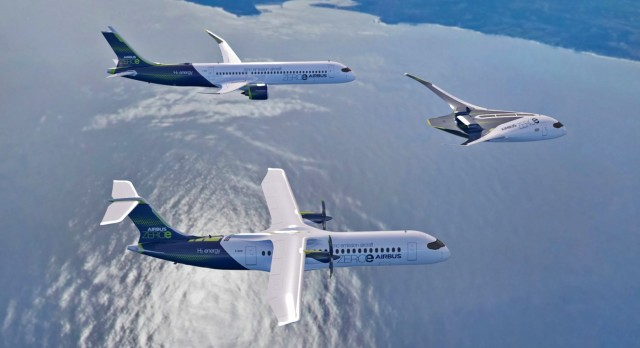 Σε τροχιά μηδενικών εκπομπών και οι αερομεταφορές