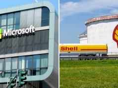 Shell-Microsoft: Συνεργασία γιγάντων με επίκεντρο το περιβάλλον
