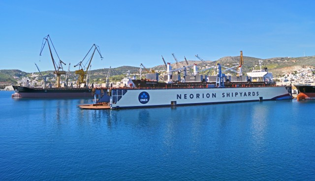 Νέα δωρεά από την Onex Shipyards