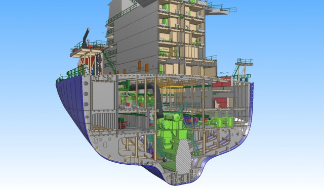 Στα σκαριά οι 3D σχεδιασμοί πλοίων