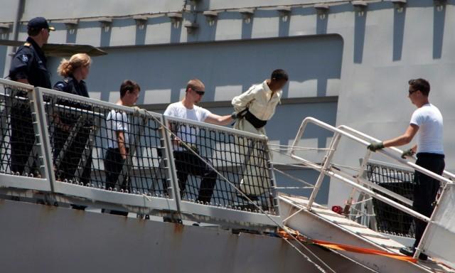 Άγρια δολοφονία ναυτικού σε containership