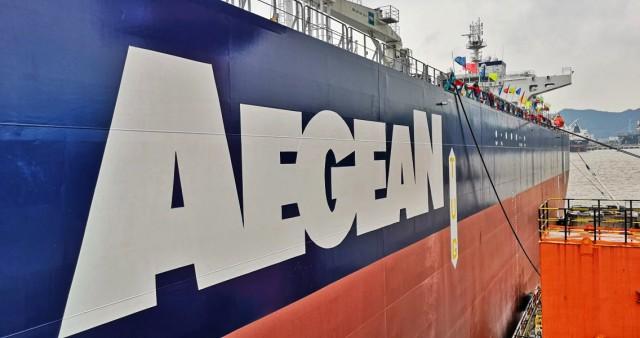 Νέα δεξαμενόπλοια για την Aegean Shipping