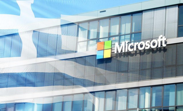 Μεγάλη επένδυση της Microsoft στην Ελλάδα