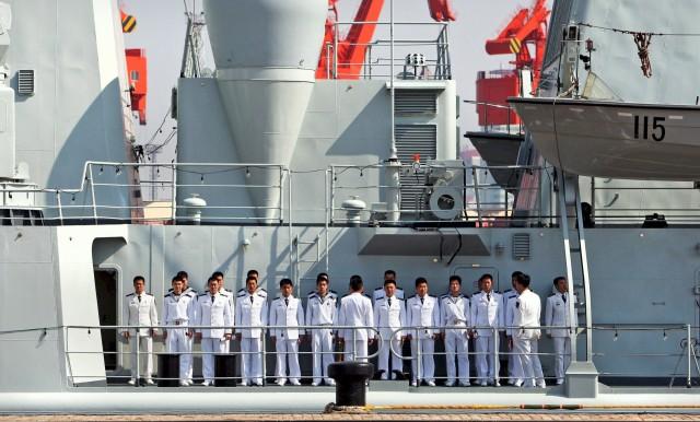 Νέο «θηριώδες» περιπολικό πλοίο στον κινεζικό στόλο
