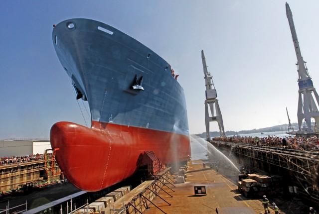 Παραγγελίες πλοίων: Πρώτη η Νότια Κορέα για το Q3